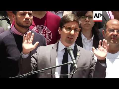 Calls for Venezuelan Supreme Court justices to resign