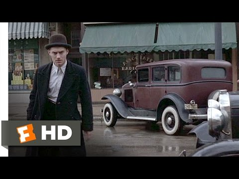 Road to Perdition (6/9) Movie CLIP - Hotel Shootout (2002) HD