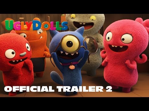 [News] Diamond Films divulga novo trailer de 'Uglydolls'