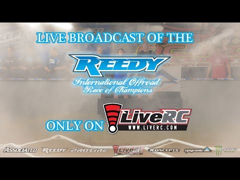 2018 Reedy International Off-Road Race of Champions - Sunday LIVE Stream