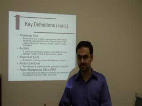 GlocalPM PMP Sample Class- Delivered by Hasnain Rizvi