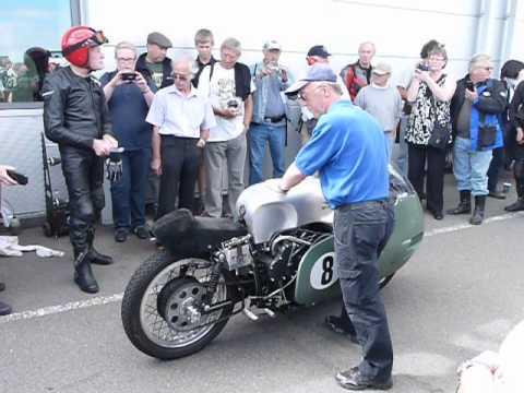 Moto Guzzi V8 .Sammy Miller.