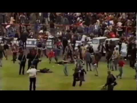 1970s   Fighting On The Football Terraces   England Hooligans
