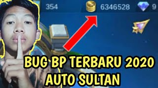 BUG BP TERBARU 2020 - MOBILE LEGEND