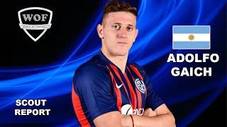 Adolfo gaich - 2019/2020 san lorenzo ➠ world of football subscribe : http://bit.ly/1s00bet   2nd channel http://bit.ly/1lqmgvz--------------------------...