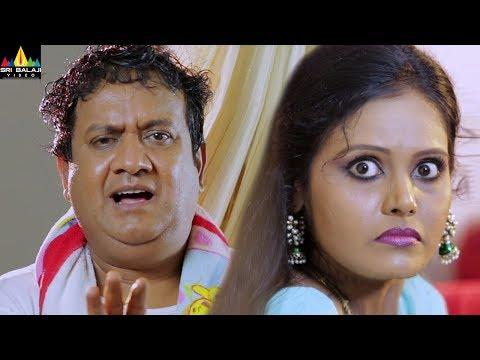 Stepney Movie Scenes | Gullu Dada and Preeti Nigam Funny Fight | Latest Hyderabadi Movie Comedy