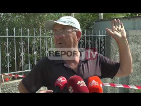 Report TV - Tronditet Durrësi, djali i dehur vret me çifte nënën dhe babain