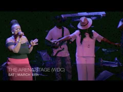 Amber Bullock Live