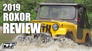 Full Review of the 2019 Mahindra ROXOR