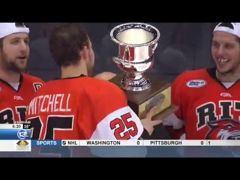 RIT on TV: Men's hockey heads to 2016 NCAA Tournament