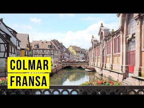 Colmar - Fransa | GEZİMANYA COLMAR GEZİ REHBERİ