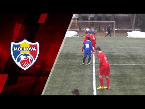 Moldova U-19 - Moldova U-17 3-0
