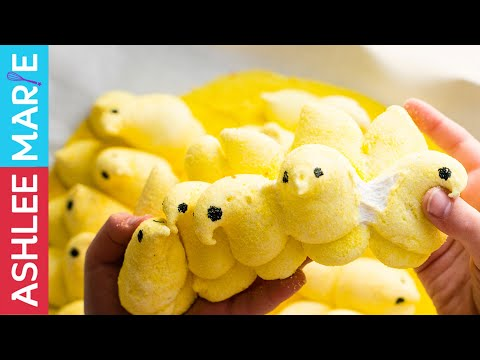 Ty Bailey - Homemade Peeps?  Sure, why not.