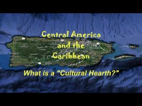 WorldGeo: The Caribbean: Cultural Hearth