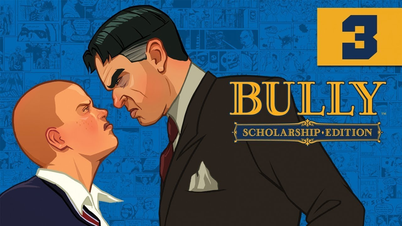Bully: Scholarship Edition In 2020 Played By A Psycho