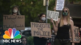 Live: George Floyd Death Protests Around The U.S. | NBC News