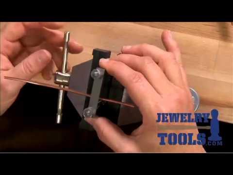 Miter Cutting Vice - Jewelry Tools