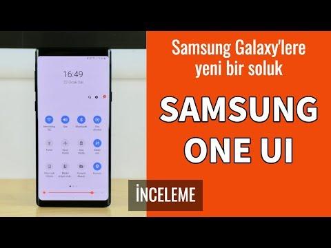 Samsung One UI İncelemesi