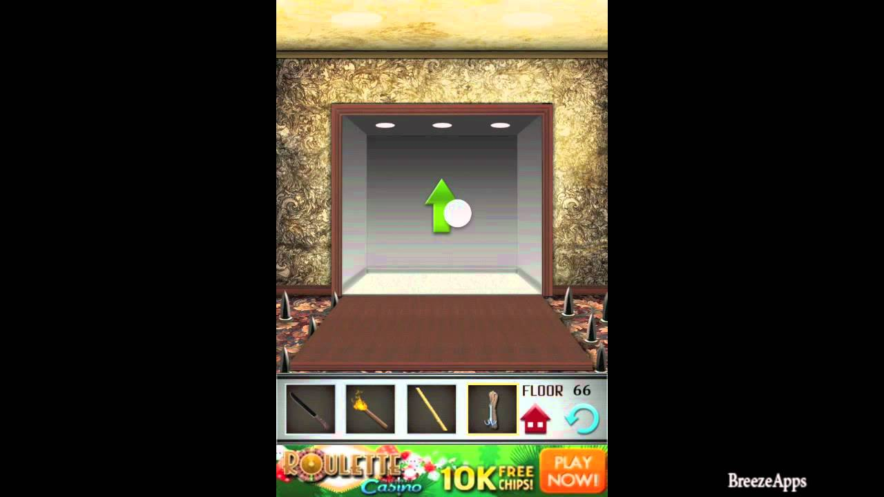 100 Floors Level 66 Walkthrough Final Level 100 Floors