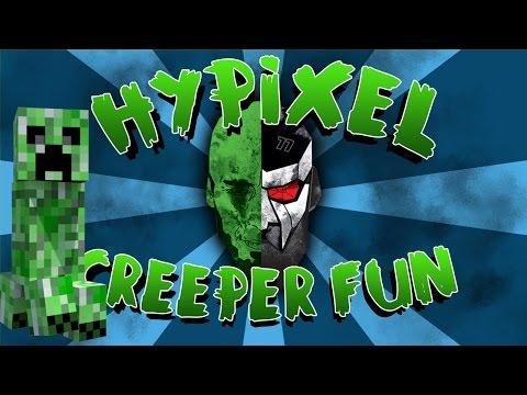 CREEPER FAILS AND FUN! - Blitz Survival Games - #68 thumbnail