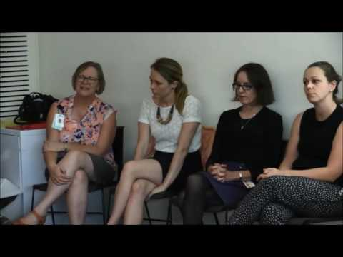 Allied Health - Cognition Panel Discussion