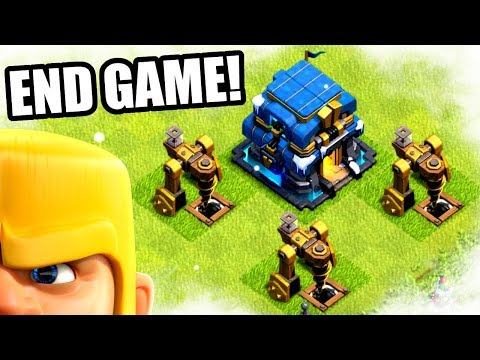 THE END OF DARK ELIXIR AT TOWN HALL 12........Clash Of Clans