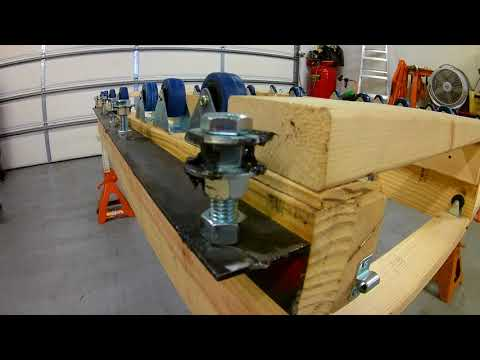 DIY Truck Bed Slide #2