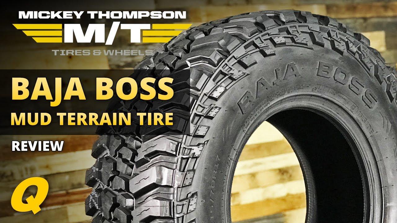 Jeep Mud Tires Quadratec >> Mickey Thompson Baja Boss Mud Terrain Tire Review For Jeep Wrangler