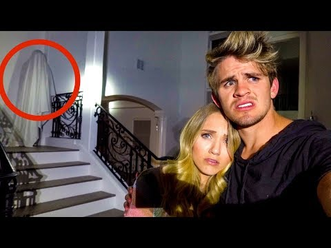 Our New House Is Haunted... We Went Ghost Hunting and Found This...