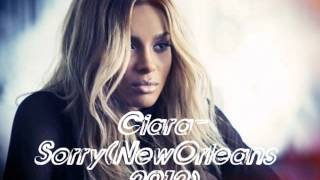 Ciara-Sorry(New Orleans Bounce 2012)