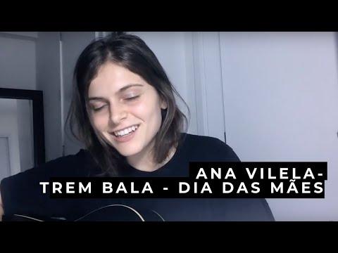 TREM BALA - DIA DAS MÃES  adaptado por Ana Vilela - Interpretação Kau Bonnett