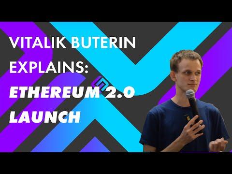 Vitalik Buterin Explains Ethereum 2.0: 4 Phases Of Ethereum