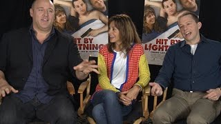 Hit By Lightning Official Trailer and Cast Interviews: Will Sasso, Stephanie Szostak, and Jon Cryer
