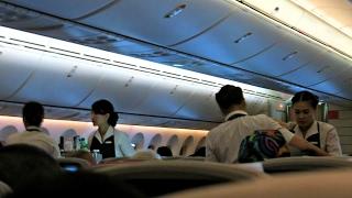 Royal Jordanian Airlines Full Flight Experience: RJ181 Kuala Lumpur to Bangkok