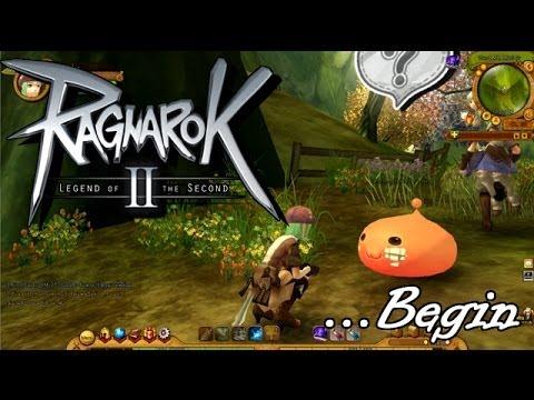 Ragnarok online 2 :  กำเนิดน้องเดี้ยน