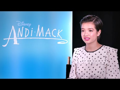 Disney Channel's 'Andi Mack' Ending After 3 Seasons (Video)