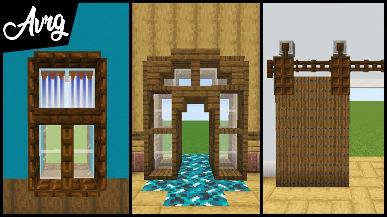 Minecraft  More Small Ways To Decorate Your House