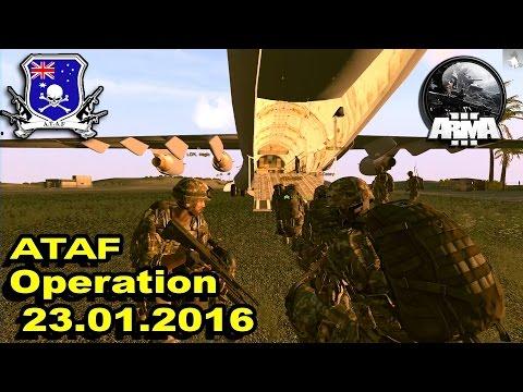 [ATAF] Operation - 23.01.2016 - ARMA 3