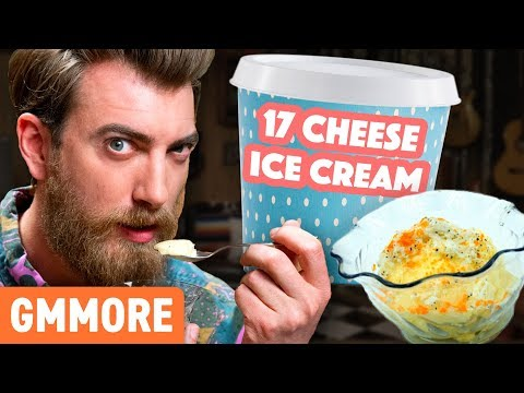 17 Cheese Ice Cream Taste Test