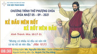 HTTL PHAN RANG - Chương trình thờ phượng Chúa - 05/09/2021