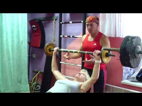 Антонина. Занятия спортом после 60 лет для оздоровления