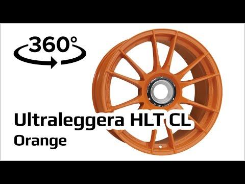 Jante Alu OZ Ultraleggera HLT CL Orange