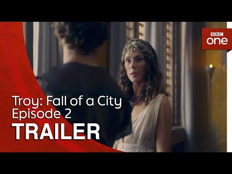 Troy: Fall of a City - Episode 2 | Trailer - BBC One