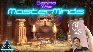 "EP49 - ESCAPETHEROOMers presents: Behind The MasterMinds w/ ""Haiku Games"""