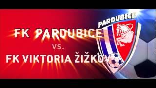 Upoutávka na utkání FK Pardubice - Viktoria Žižkov
