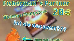 Fisherman´s Partner 20,-€ Überraschungsbox! WAS SOLL DAS DENN SEIN???
