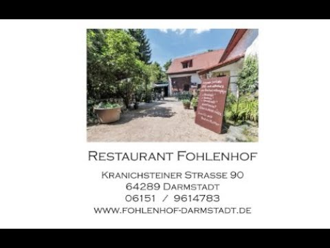 Restaurant Fohlenhof - Traditionelle deutsche Küche im ...