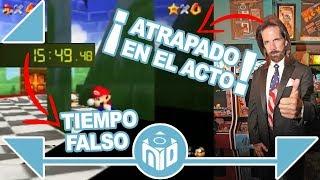 8 Jugadores Descubiertos Haciendo Trampa en Speedrun y Record de Nintendo | N Deluxe