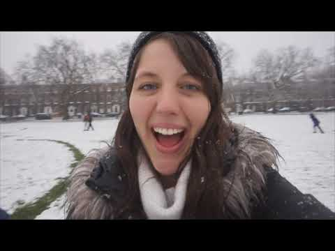 Sophie Explores Snow Day in London! | Day in the Life