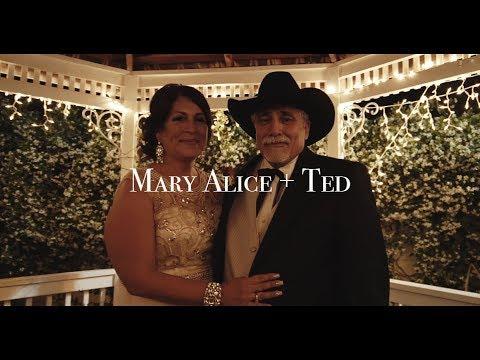 Mary Alice & Ted: Wedding Film at Magnolia Gardens San Antonio, Texas